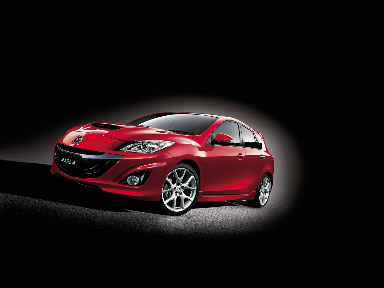 2012 Mazda MazdaSpeed 3   Front Wallpaper 2 1600x1200