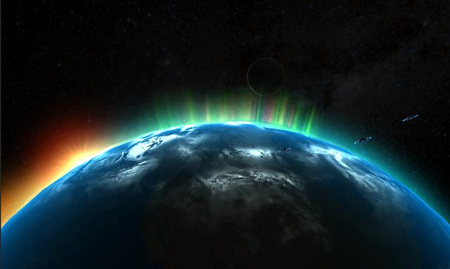 Space 3D Live Wallpaper tabletpng 640x383