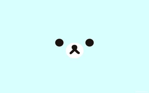 Miss Piccolo 203 Rilakkuma Bear desktop backgrounds 500x313