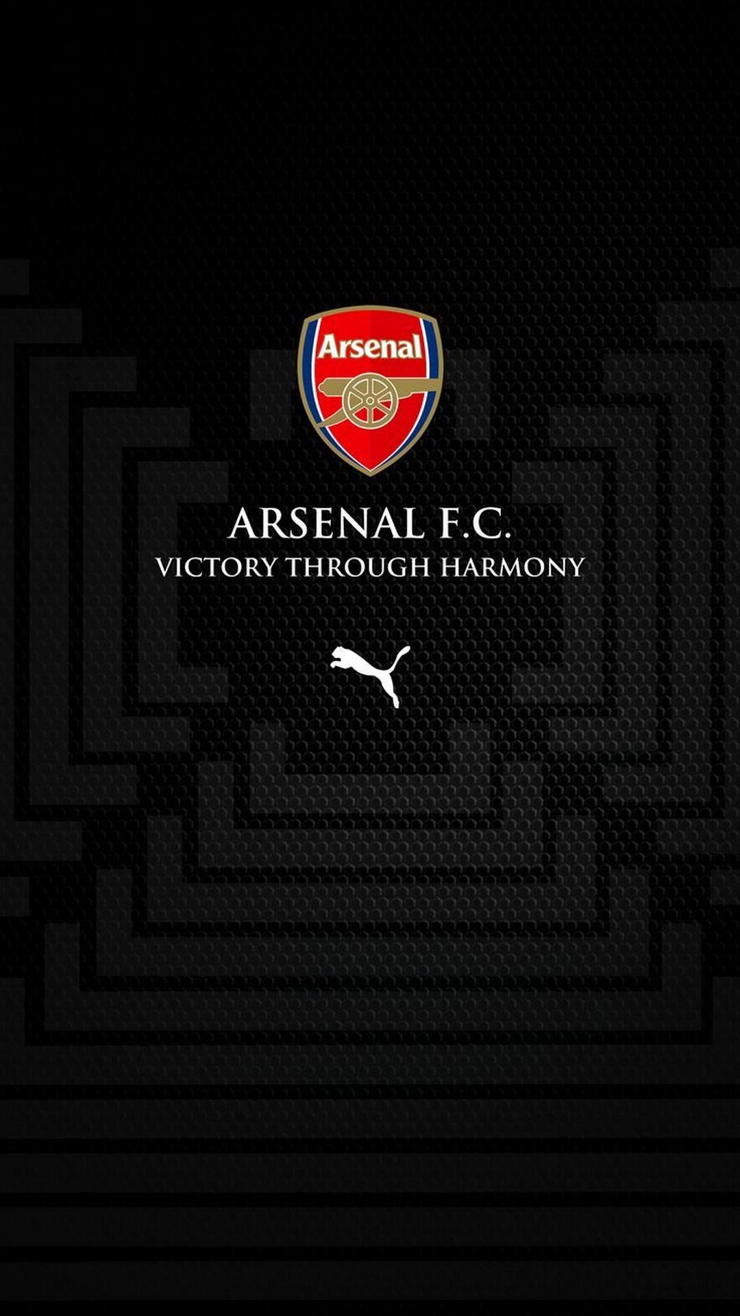 Arsenal FC Wallpaper iPhone 2019 3D iPhone Wallpaper 1080x1920
