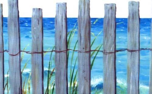 Wallpaper Border Ocean Birds Sand WW71131 Ocean Wallpaper Wallpaper 500x311