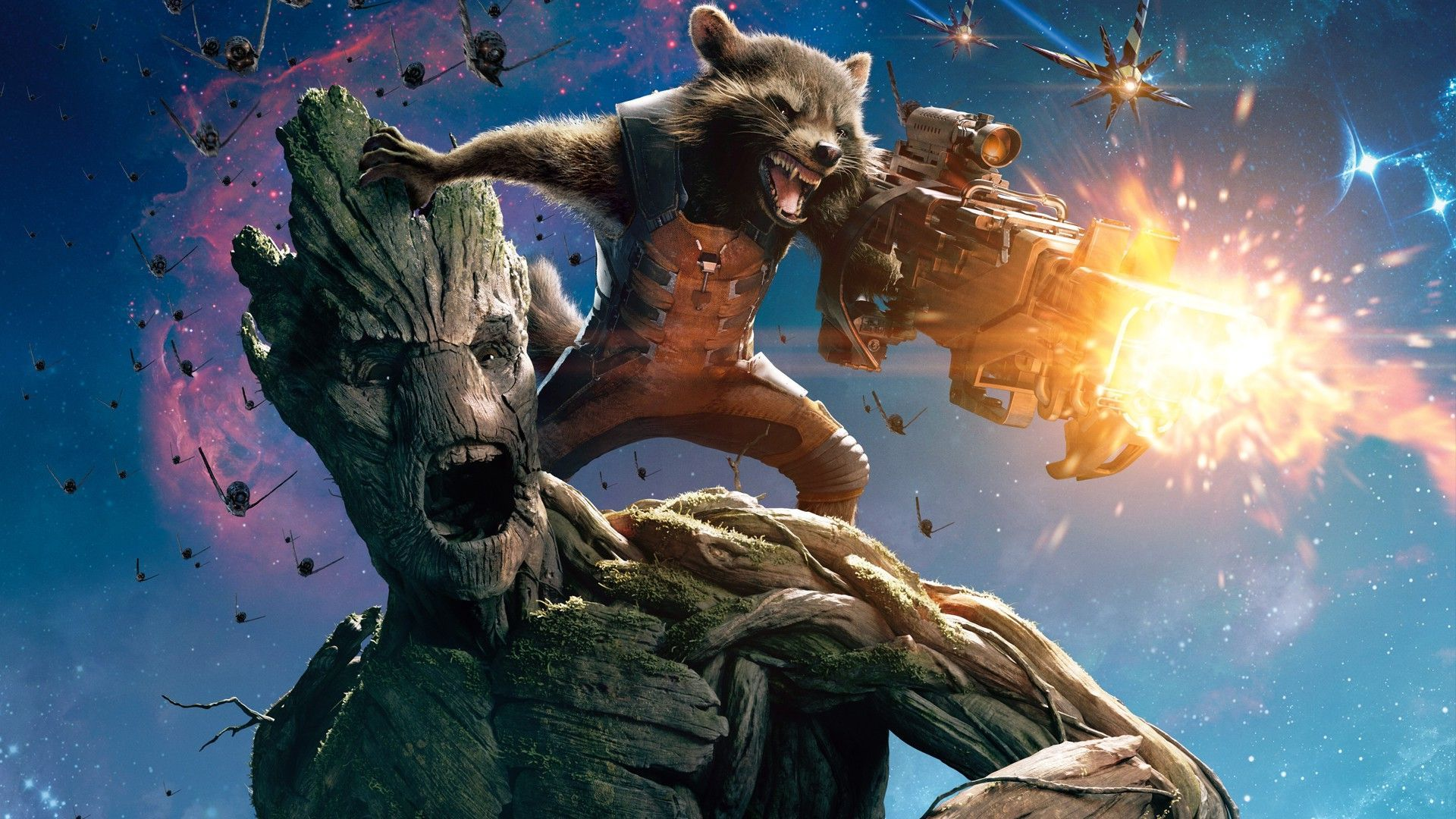 Guardians of the Galaxy wallpaper 34247 1920x1080