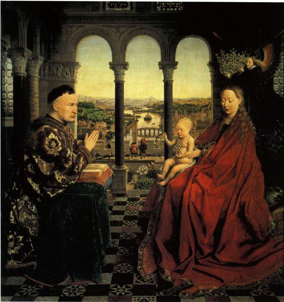 Invention De La Perspective En Peinture Renaissance HD Walls Find 564x600