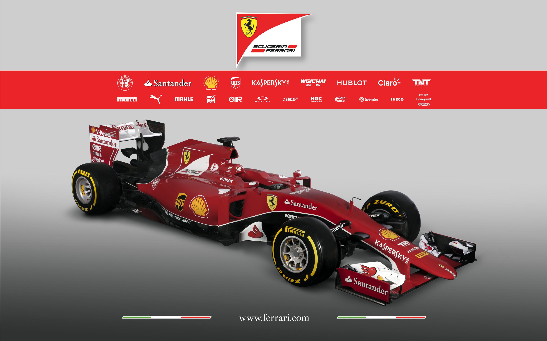 2015 Scuderia Ferrari Formula 1 Wallpapers HD Wallpapers 2880x1800