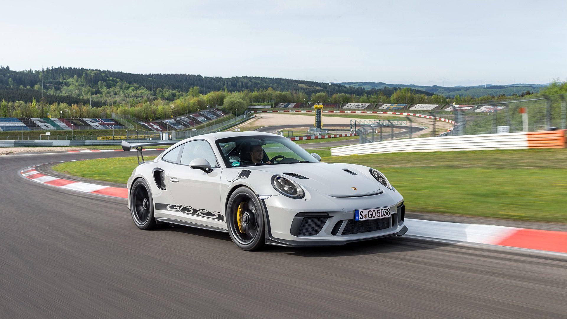 Porsche GT3 RS Wallpapers   Top Porsche GT3 RS Backgrounds 1920x1080