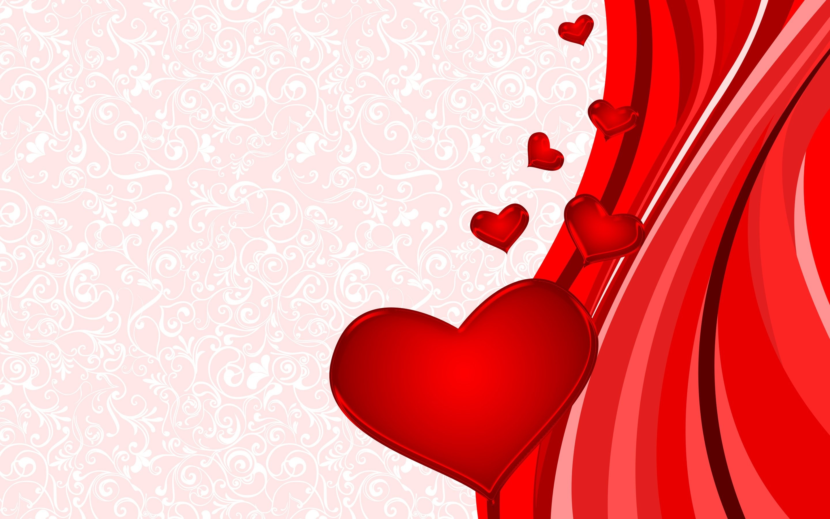 71 Valentine Heart Wallpapers on WallpaperPlay 2880x1800