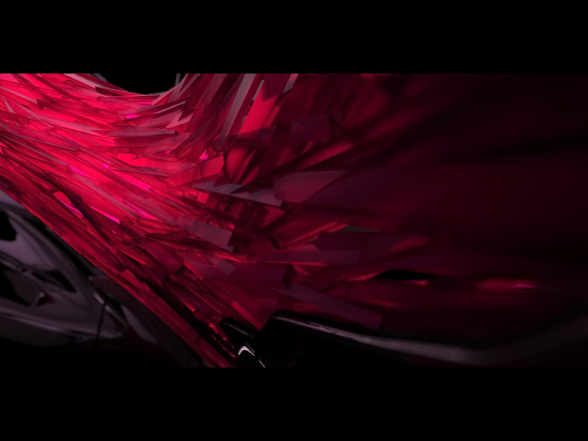 Citroen Revolte Concept   Deep Red Crystals   1920x1440   Wallpaper 1920x1440