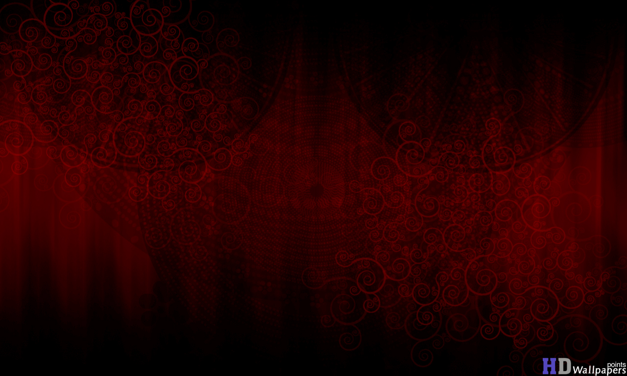 Red Black HD Wallpapers 1280x768
