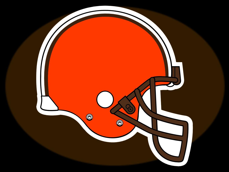 Cleveland Browns Helmet Logo 1365x1024