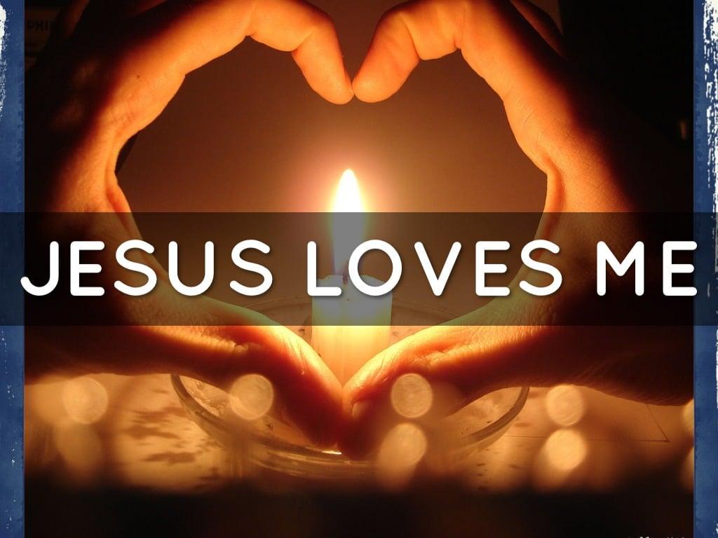 Jesus Loves Me Wallpaper - WallpaperSafari  Jesus Loves Me ...