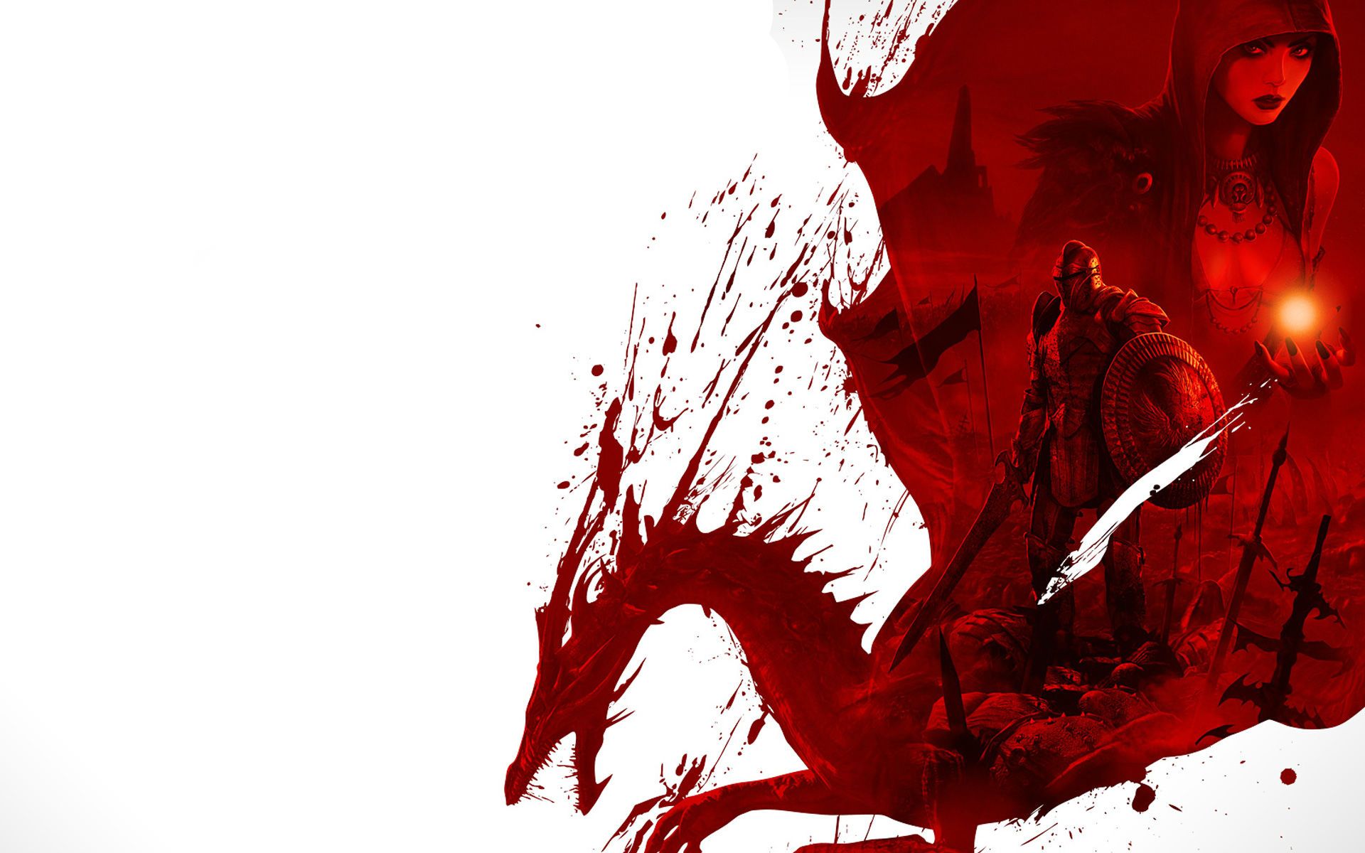 Wallpaper Abyss Explore the Collection Dragon Age Video Game Dragon 1920x1200