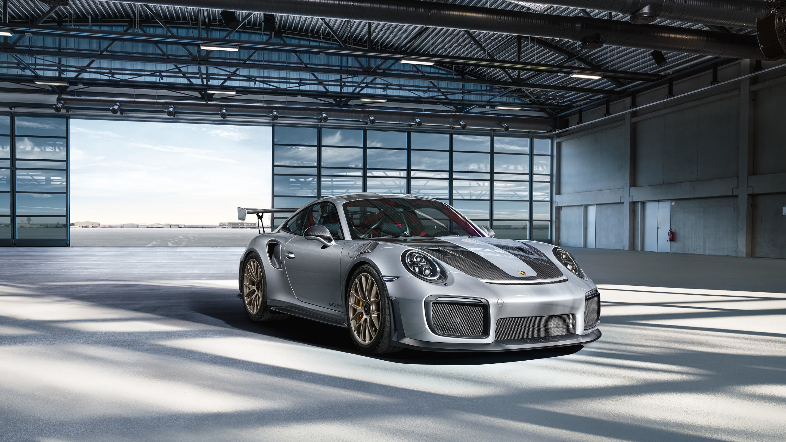 Porsche 911 GT2 RS WQHD 1440P Wallpaper Pixelz 2560x1440