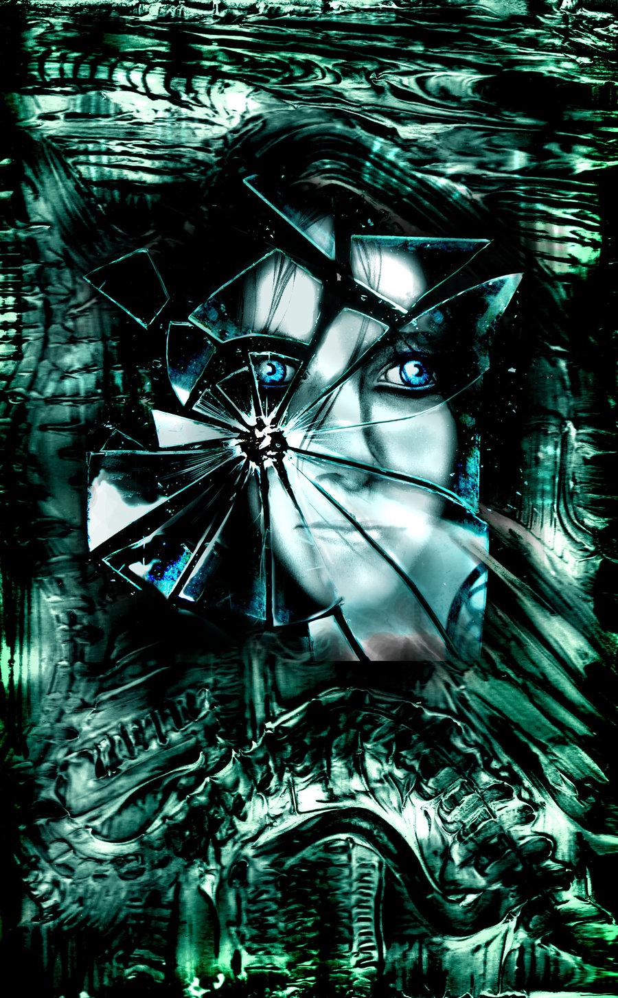 Biomechanical HD Wallpaper - WallpaperSafari
