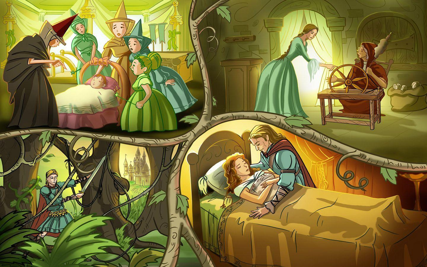 Fairy Tale Wallpapers 1440x900