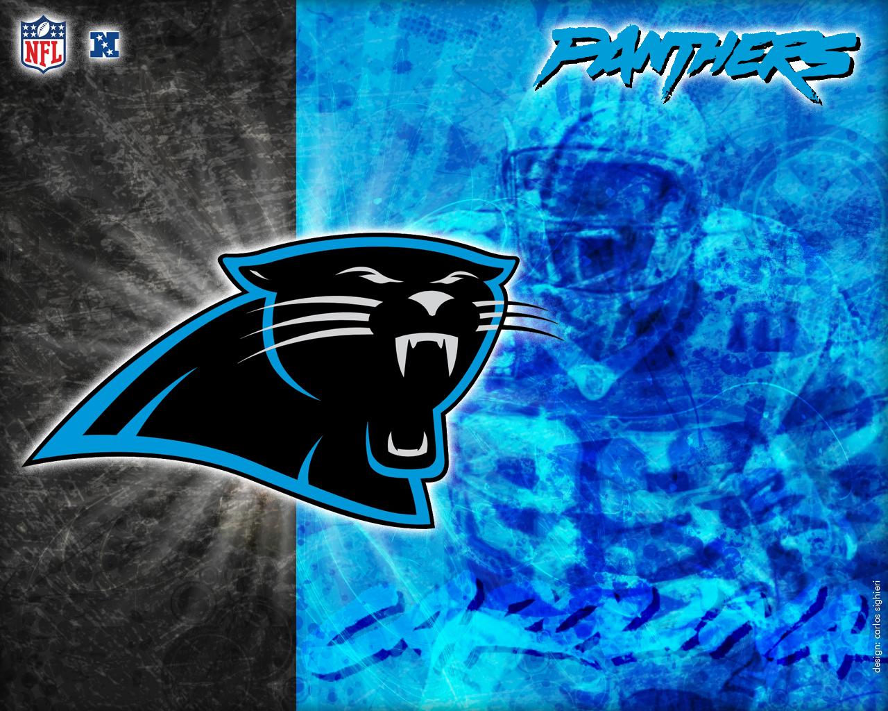 Carolina Panthers Wallpaper 1280x1024