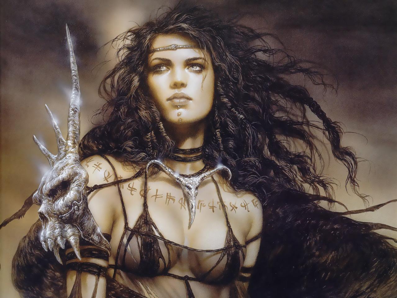 1279x960px warrior woman wallpaper - wallpapersafari