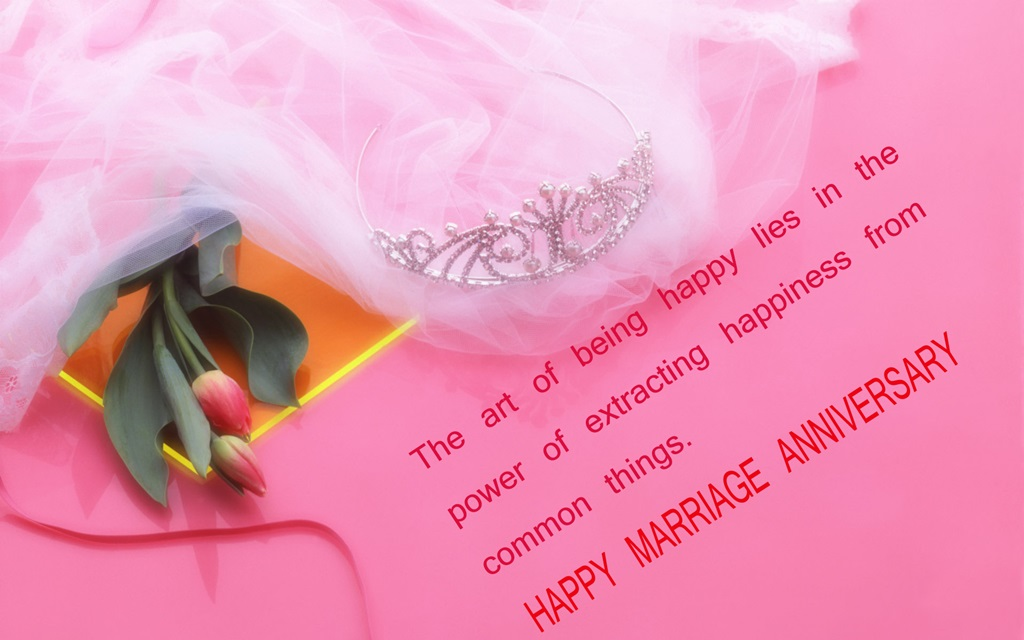 Happy Wedding Wallpapers   Marriage Anniversary 1024x640