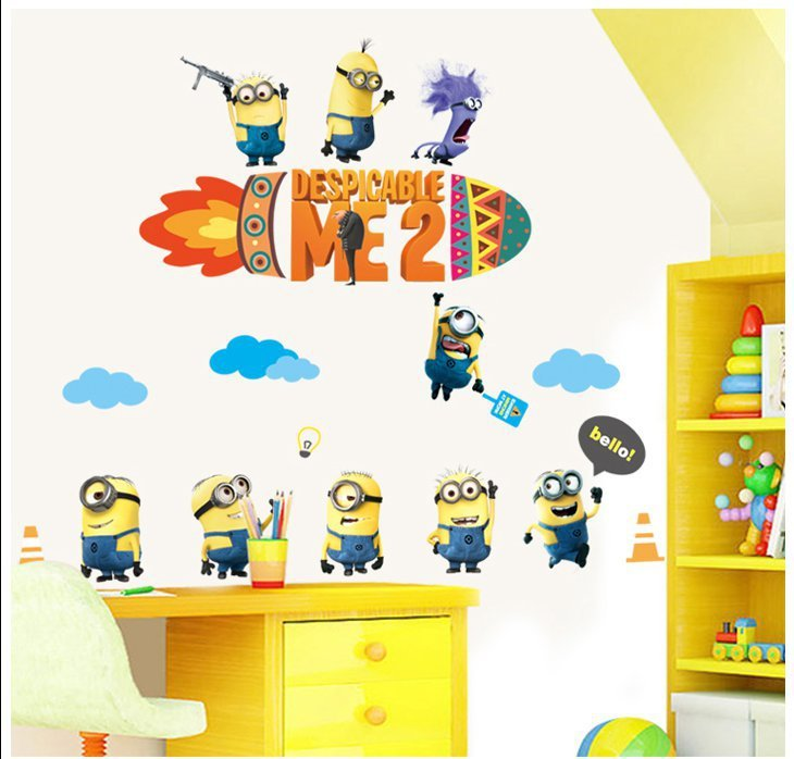 Wallpaper Promotion Online Shopping for Promotional Minion Wallpaper 730x698