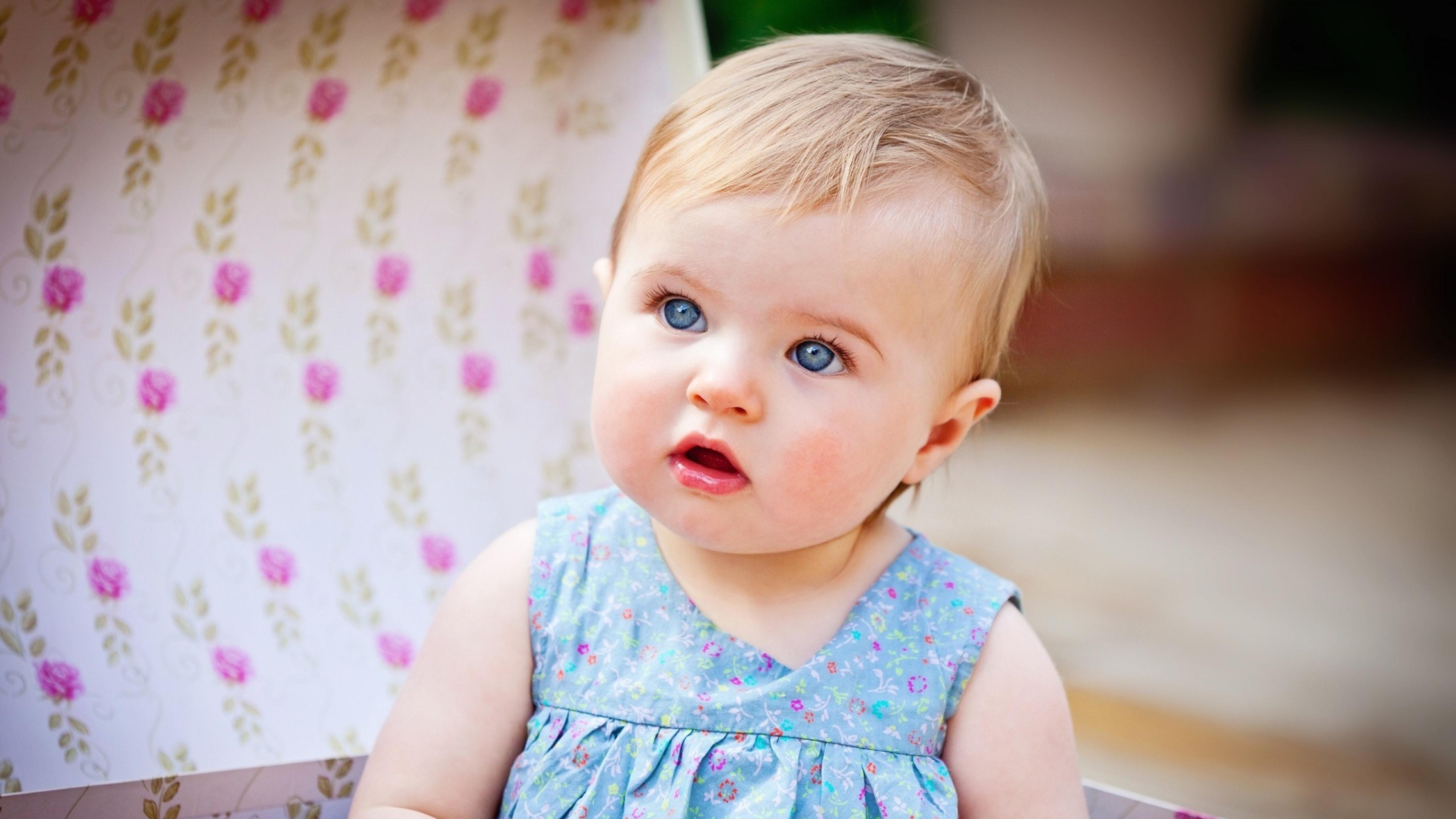 cute babies 3840x2160