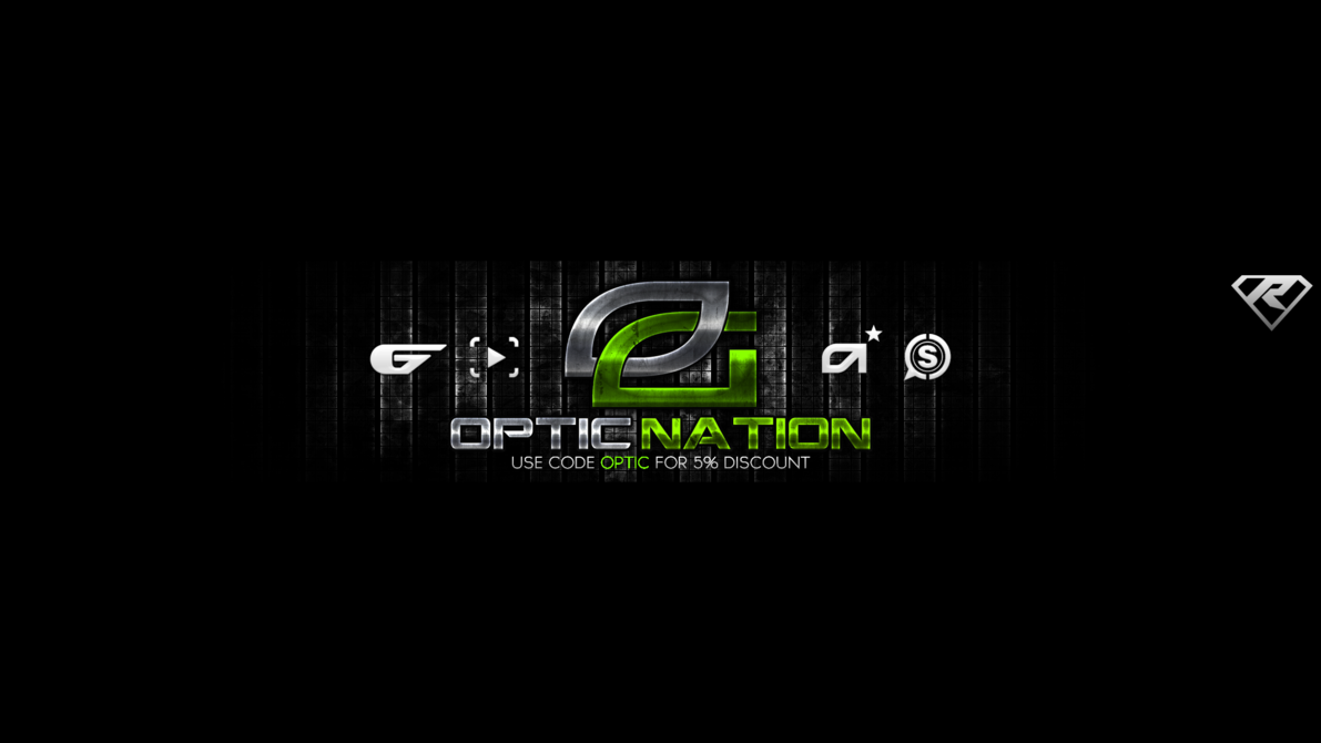 Displaying 15 Images For   Optic Gaming Wallpaper Hd 1191x670