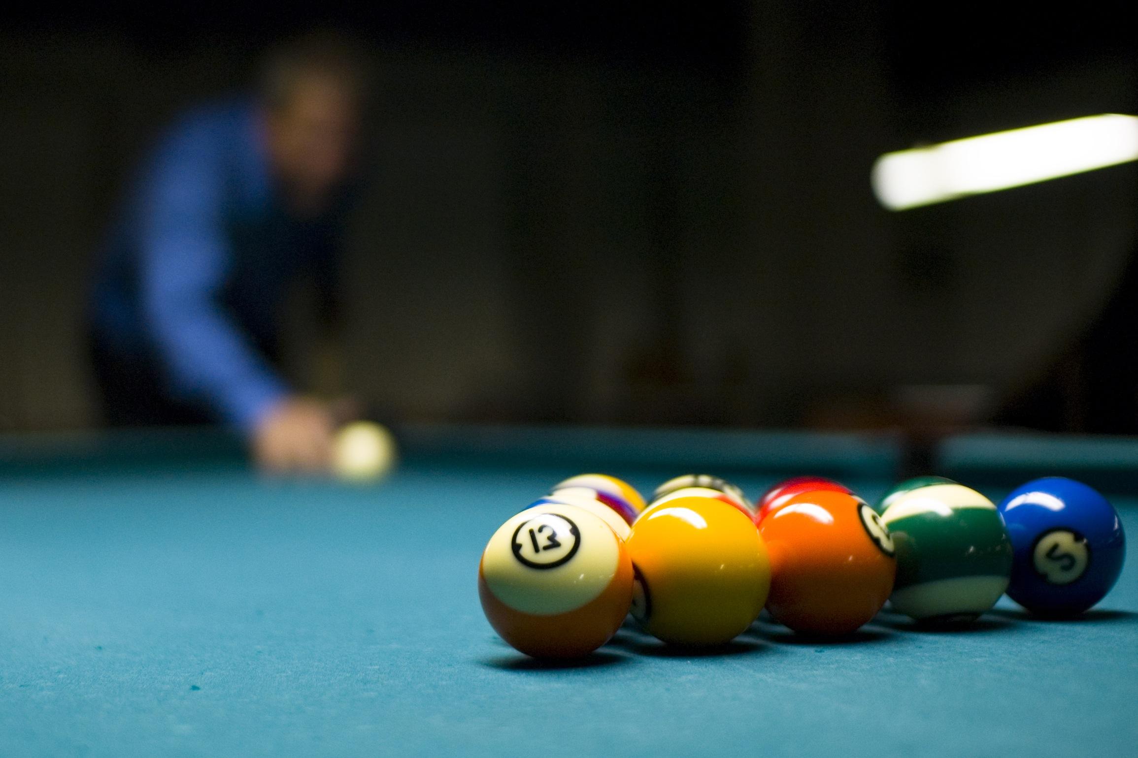 flash Game Billiards  Axifer