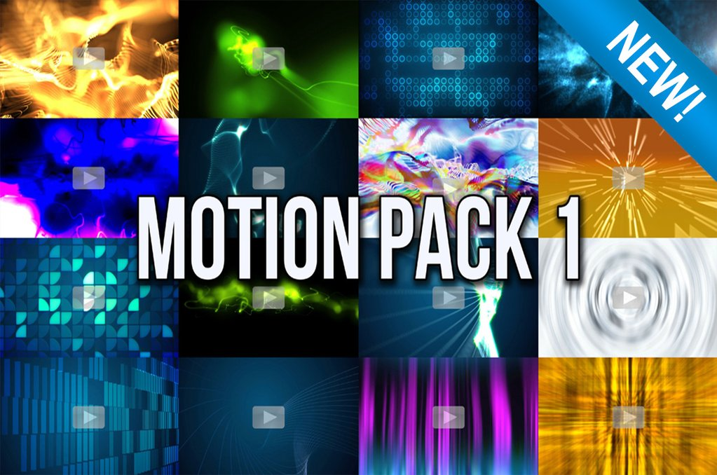 Motion Backgrounds Pack I Discovery Center Store 1023x678