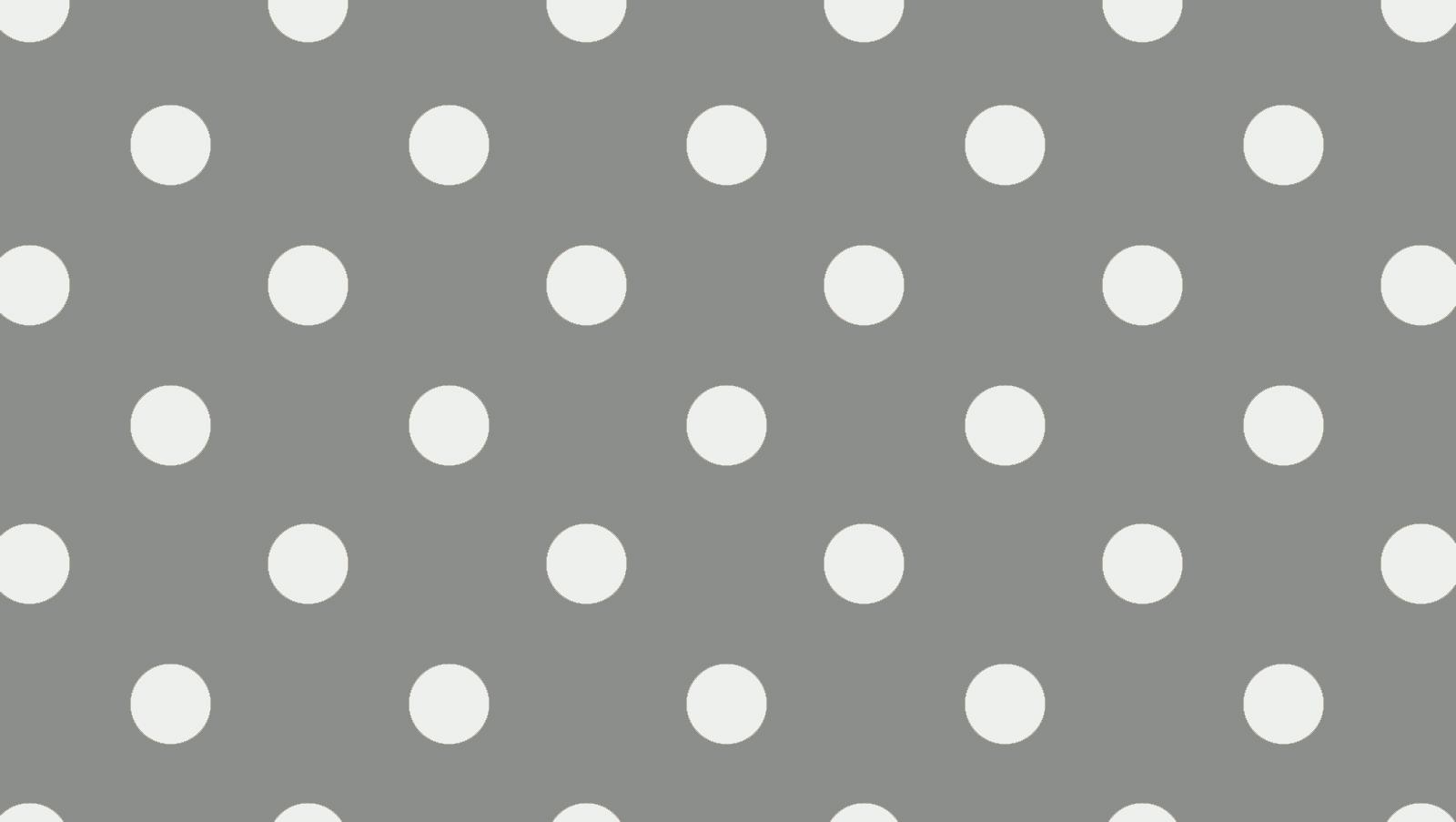 Polka dot wallpaper for computer wallpapersafari for Polka dot wallpaper