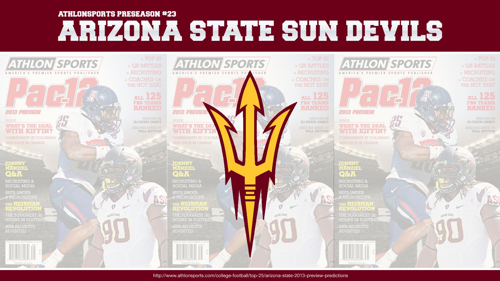 Hd Wallpapers Arizona State University Sun Devil Logo 960 X 854 452 Kb 1920x1080