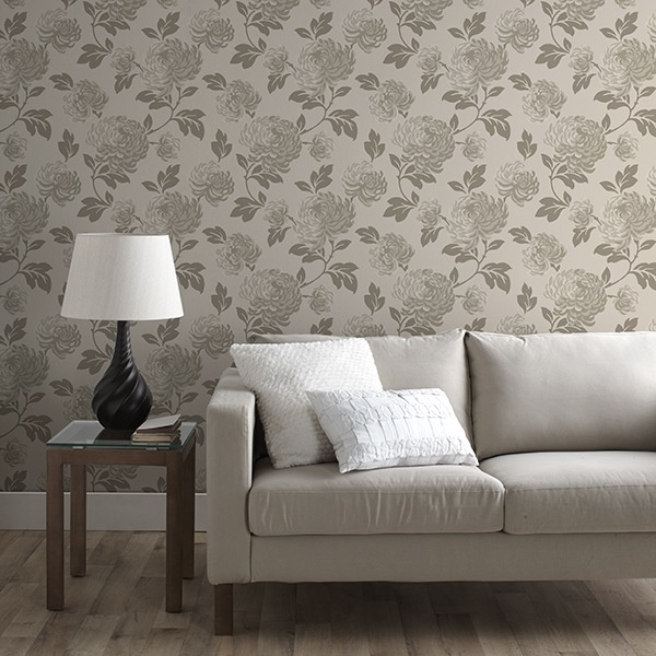 Wallpaper   Double Roll   Bouclair Home WallpaperPapiers Peints 600x600