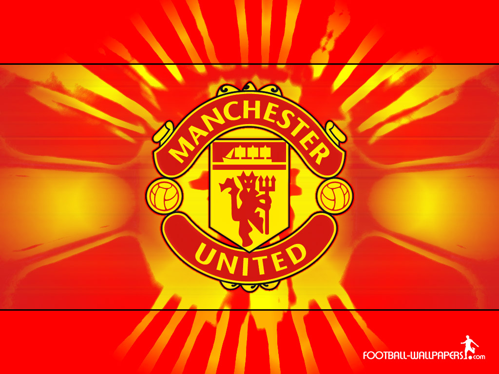 Label Manchester united HD Wallpaper Manchester united 1024x768