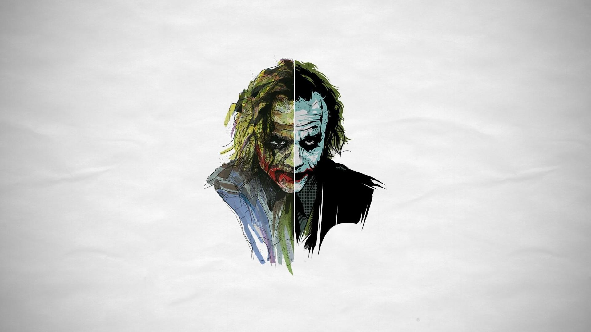 Pics Photos   The Joker Heath Ledger Batman Hd Wallpapers 1920x1080