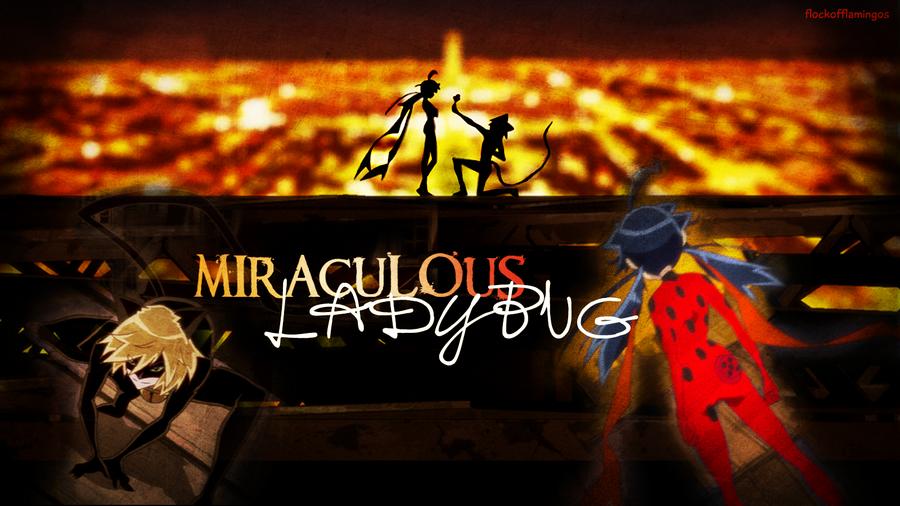 Miraculous Ladybug Wallpaper by FlockofFlamingos 900x506