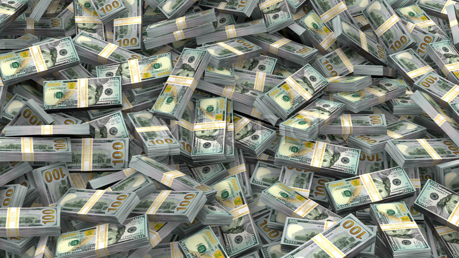 28 Stack Of New 100 Dollar Bills Wallpapers On Wallpapersafari