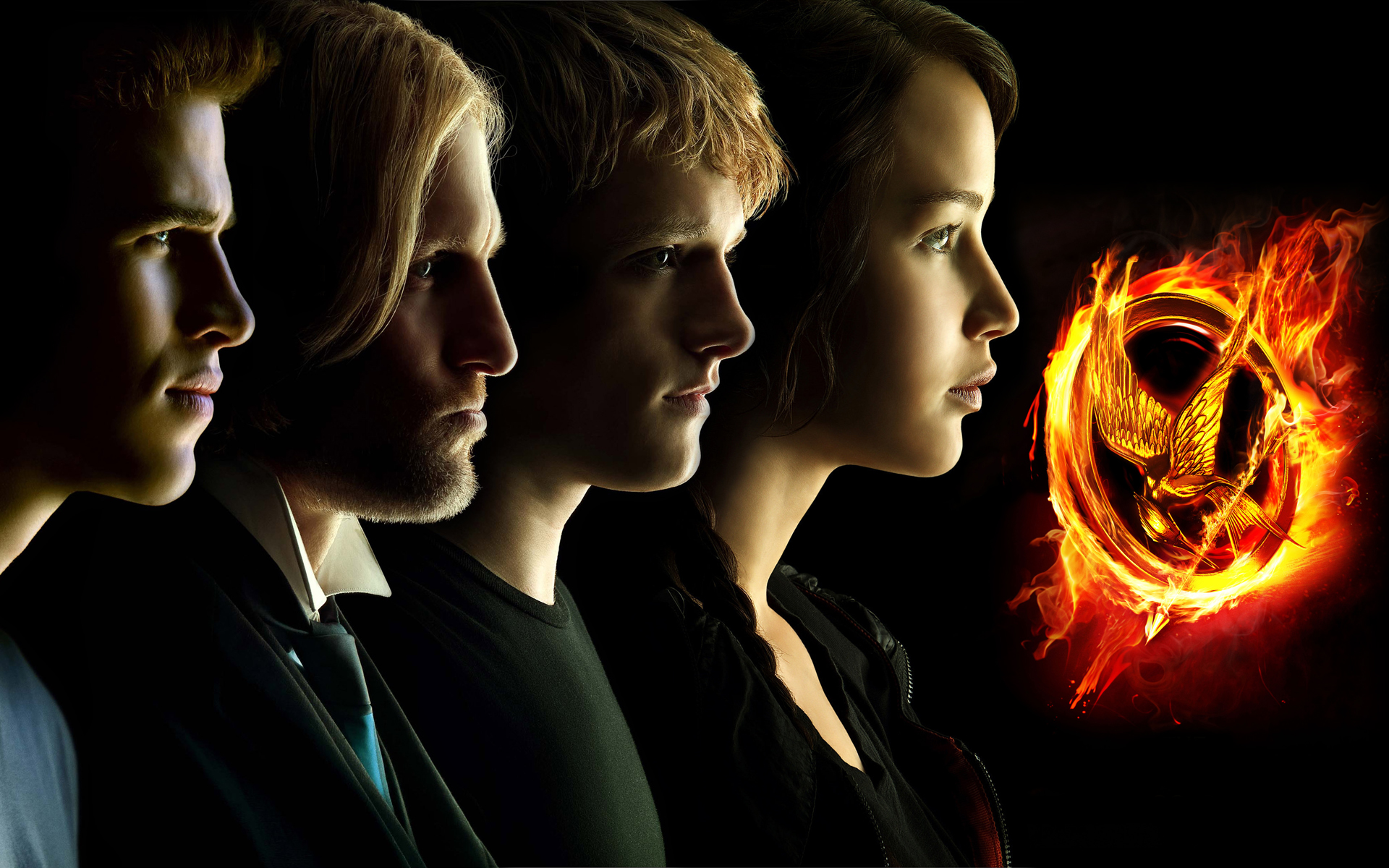 wallpapers of The Hunger Games You are downloading The Hunger Games 1920x1200