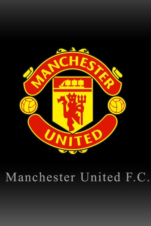 Manchester United sport wallpaper for iPhone download 640x960