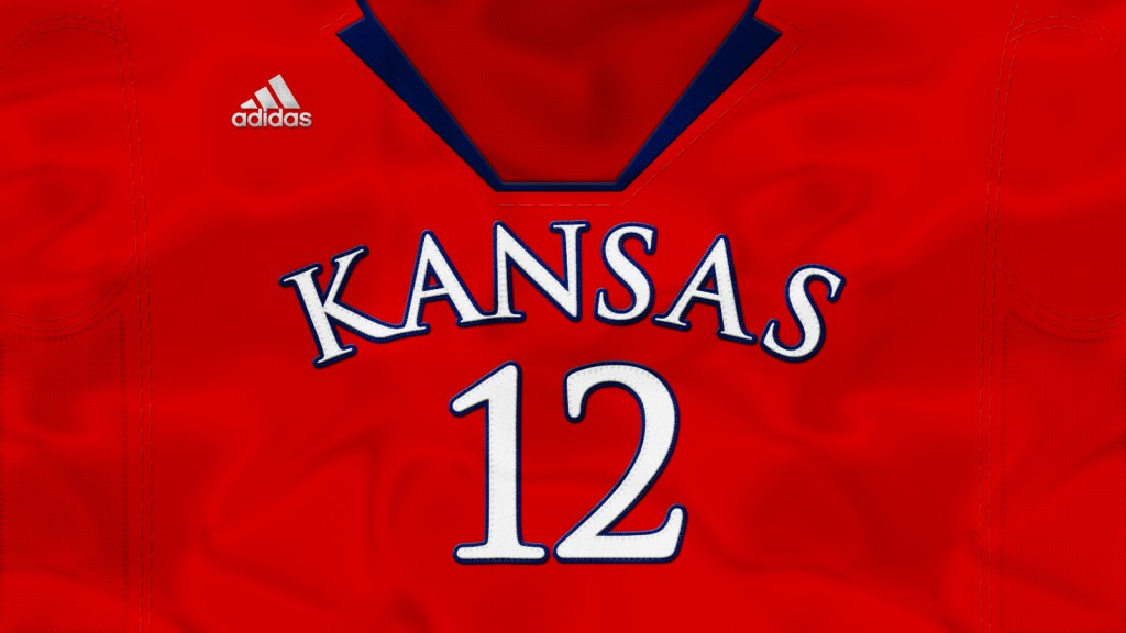 Kansas Jayhawks Basketball Wallpaper 1024x576