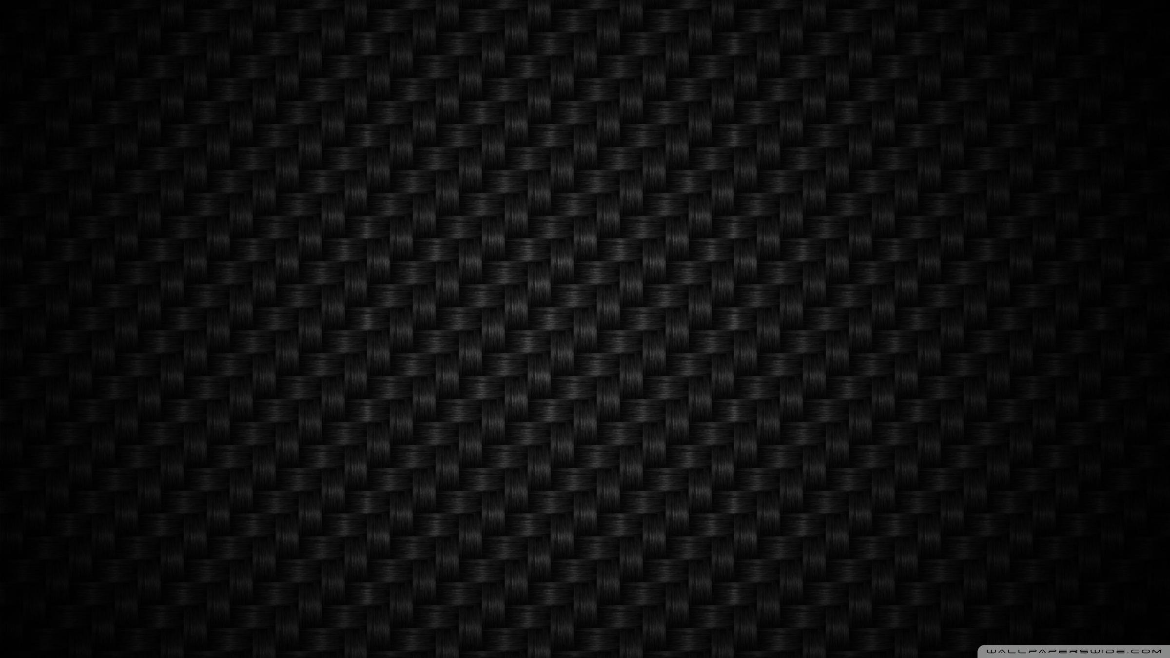 Black Pattern 4K HD Desktop Wallpaper for Dual Monitor Desktops 2400x1350