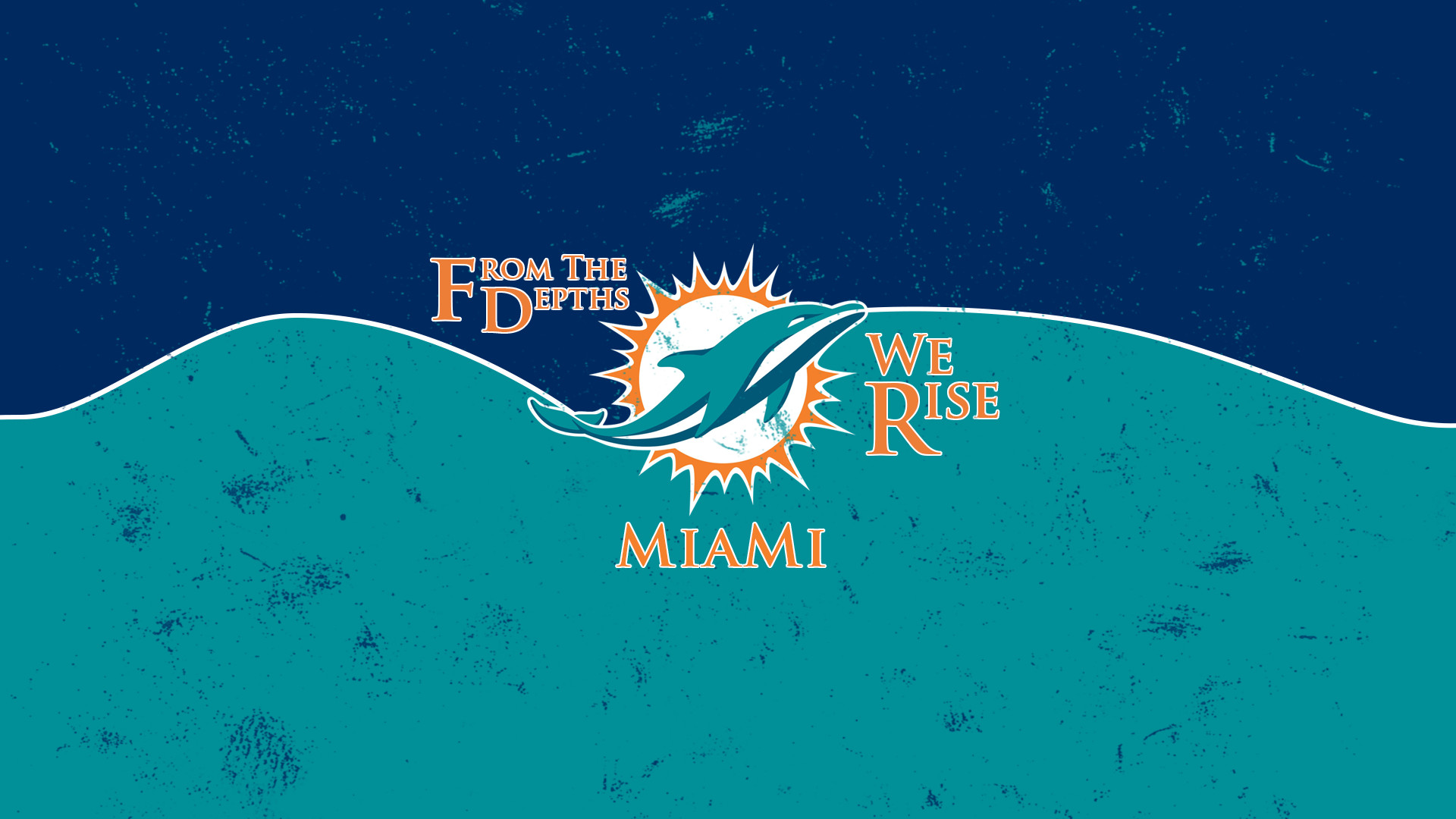Miami Dolphins New Logo Phone Wallpaper Thrones 1080p wallpapers 1920x1080
