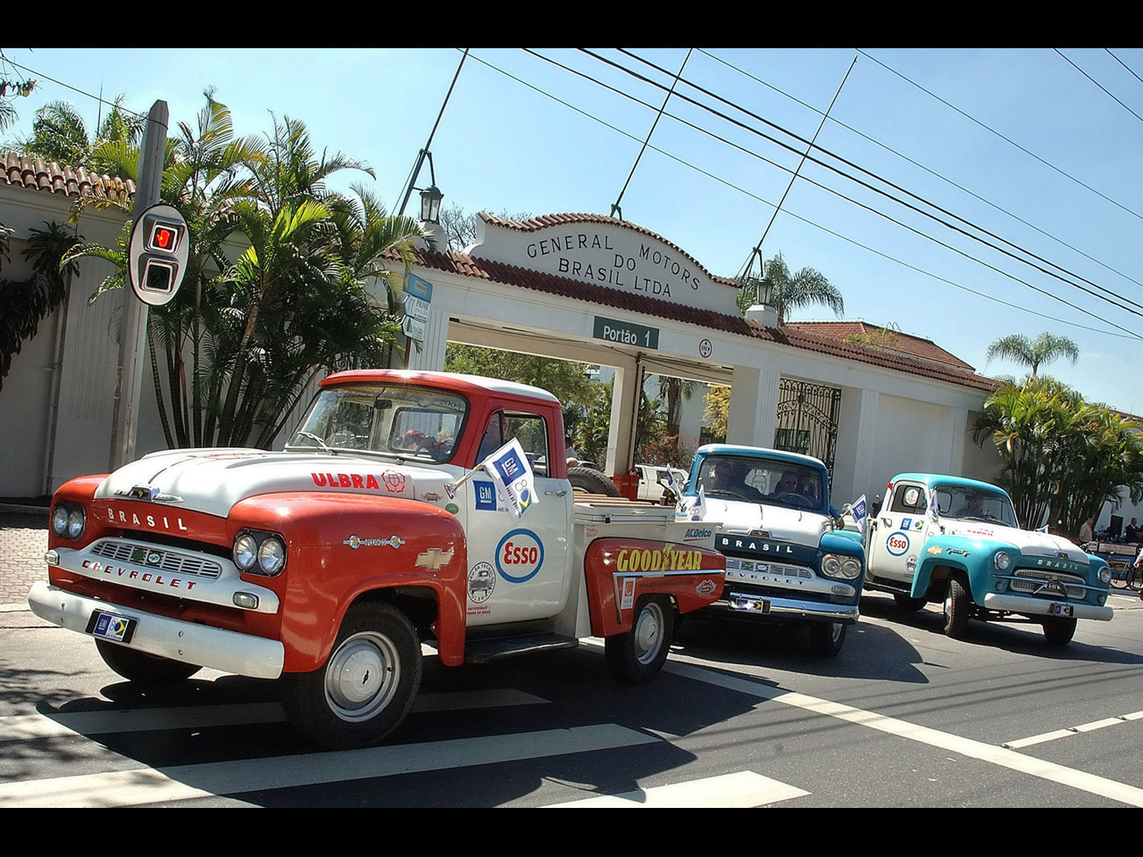 1960 Chevrolet Brasil Pickup Truck Expedition Setting Out 1280x960jpg 1280x960
