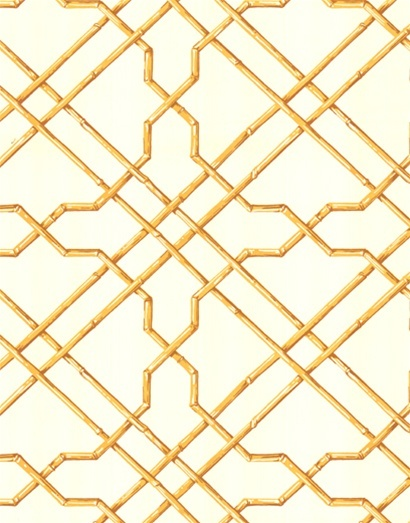Bamboo Trellis Wallpaper For the Home Pinterest 410x523