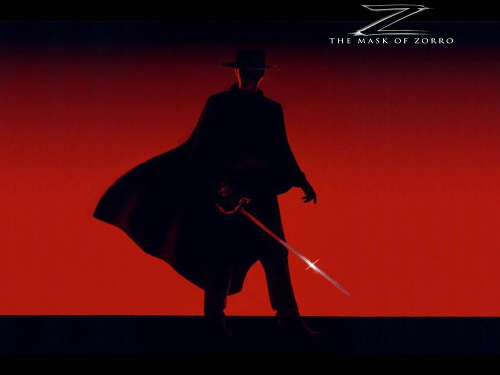Mask of Zorro   Antonio Banderas Wallpaper 421002 1024x768