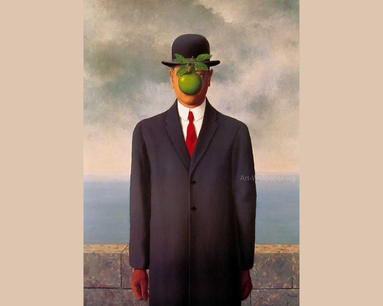 Rene Magritte Wallpaper 1280x1024