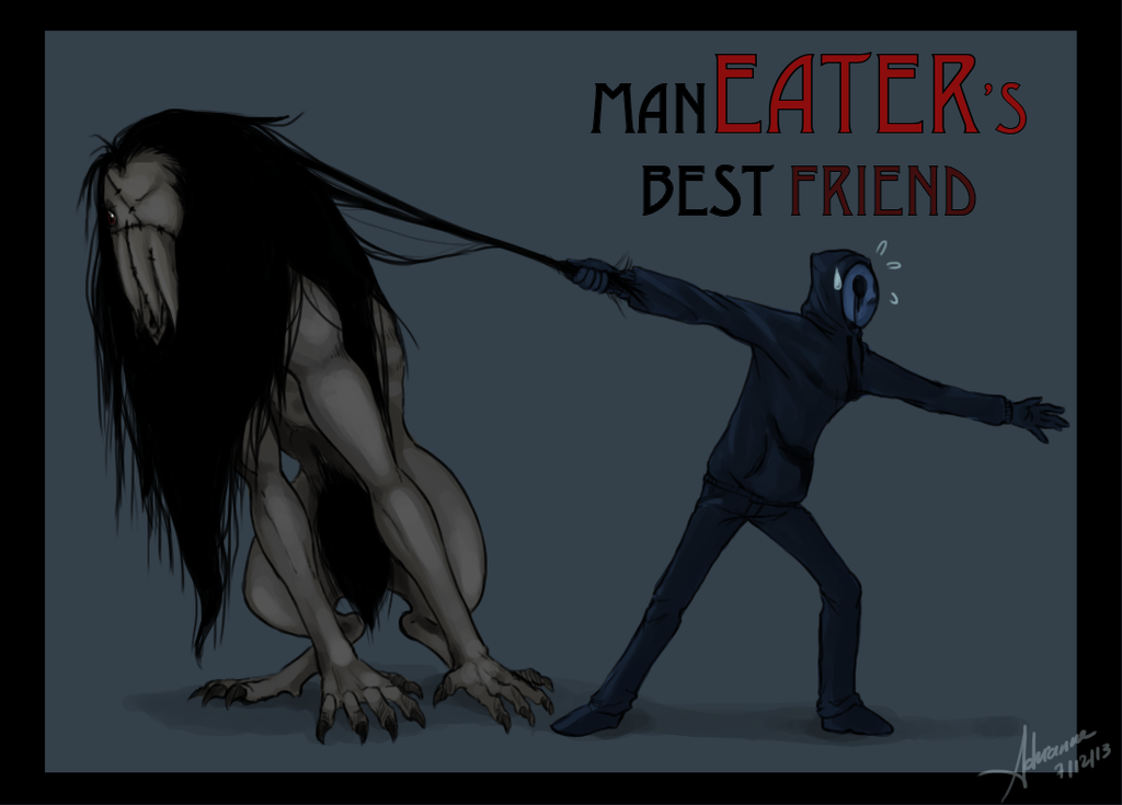 Eyeless Jack and Annoying pet SeedEater   Jeff The Killer and 1024x735