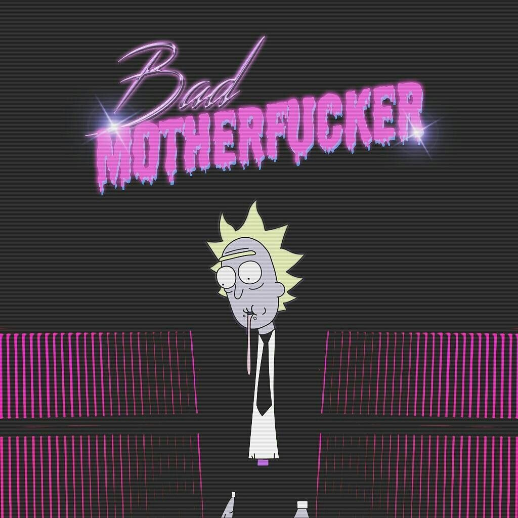 31] Retro Rick And Morty Wallpapers on WallpaperSafari 1024x1024