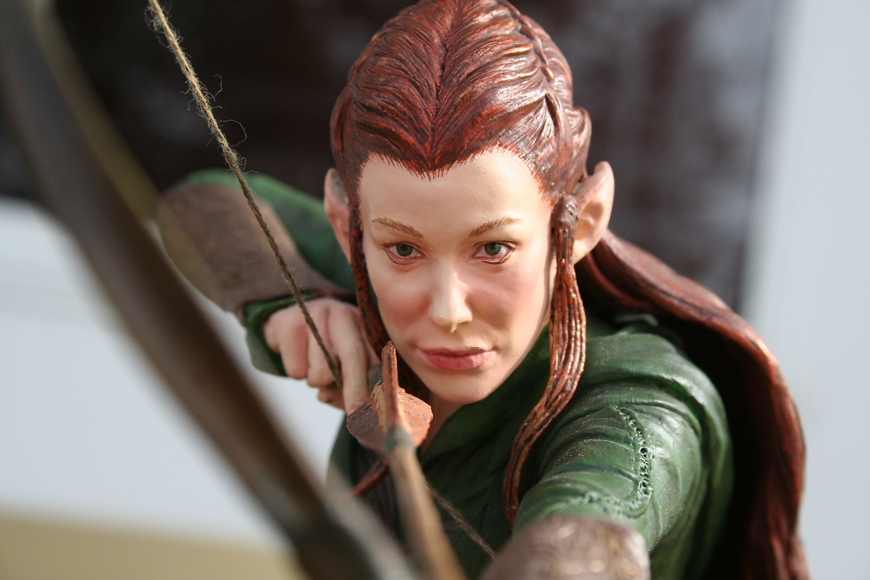 Evangeline Lilly The Hobbit Wallpapers HD 3456x2304