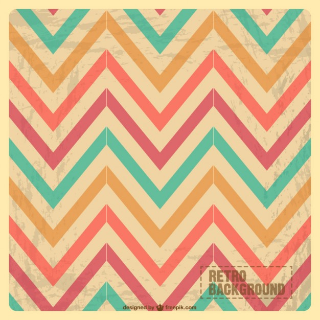 Zig zag vintage pattern Vector Download 626x626