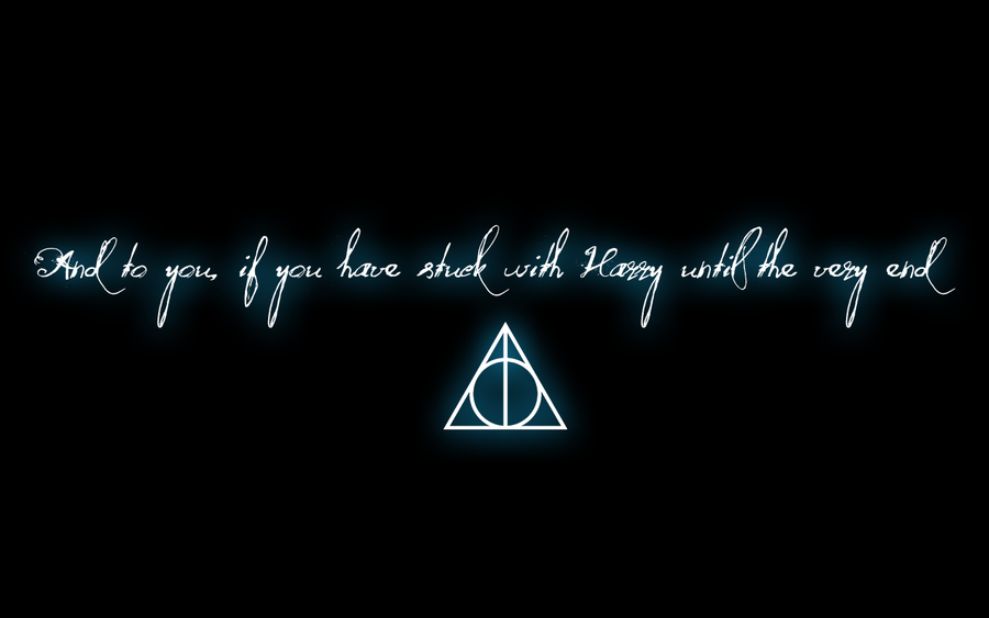 My Screensaver for the Past Year harrypotter 900x563