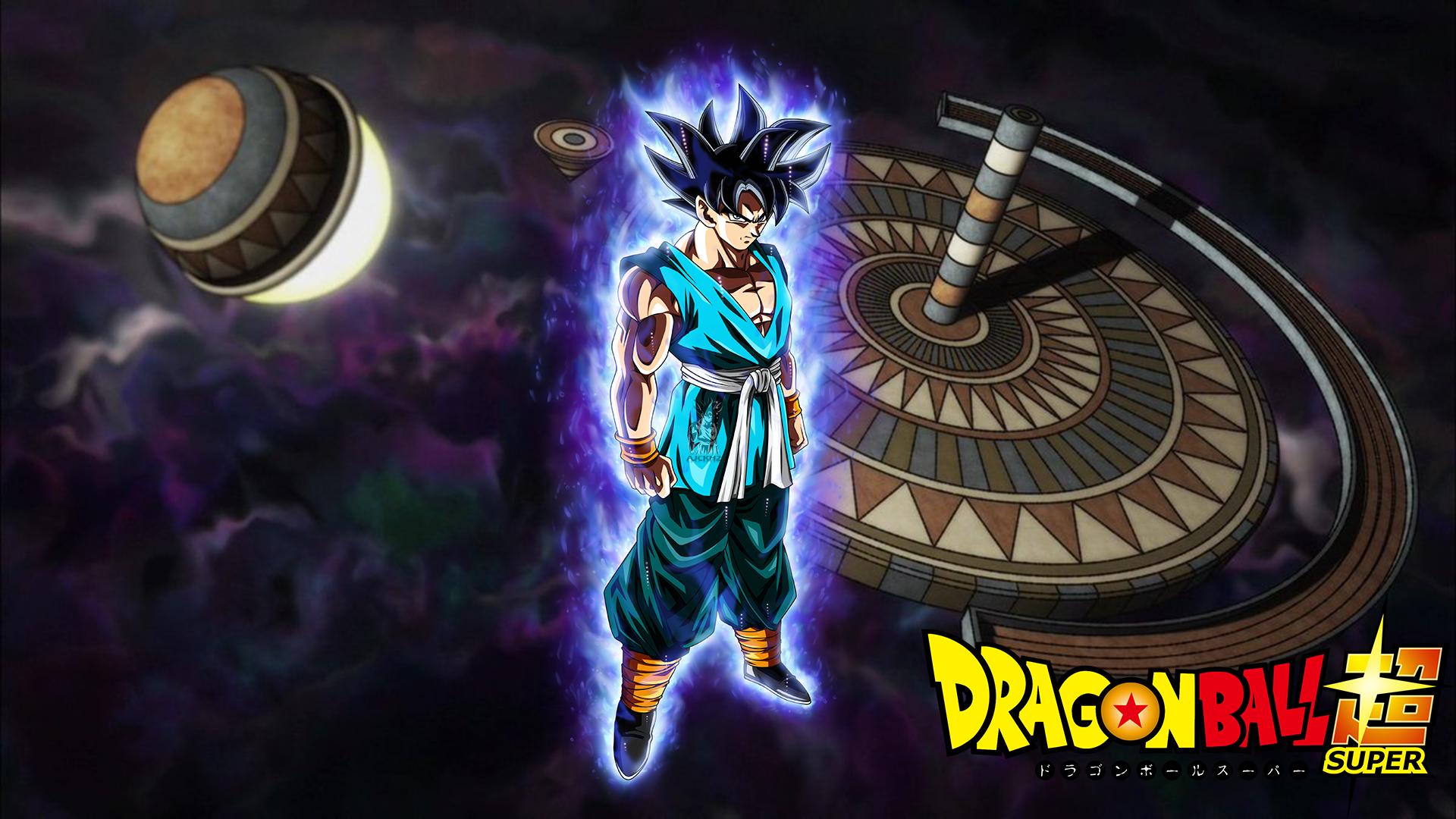 Goku Ultra Instinct DBS Wallpaper by ajckh2 1920x1080