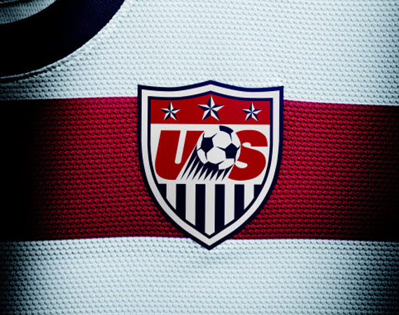 Usa Soccer Jersey Wallpaper