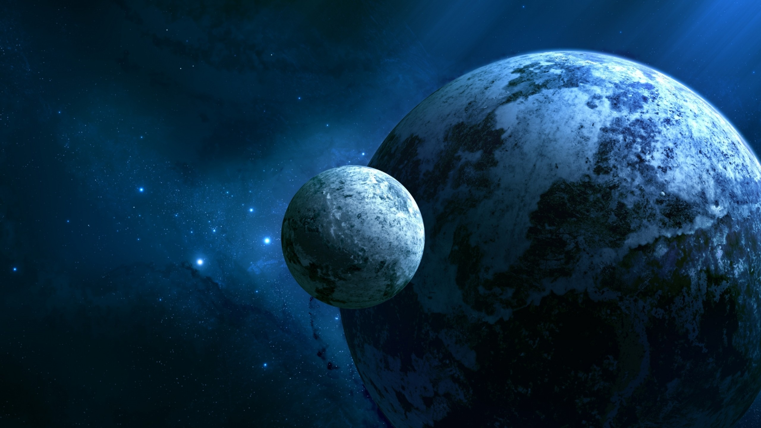 Outer Space Desktop Wallpaper: Cool Outer Space Wallpaper